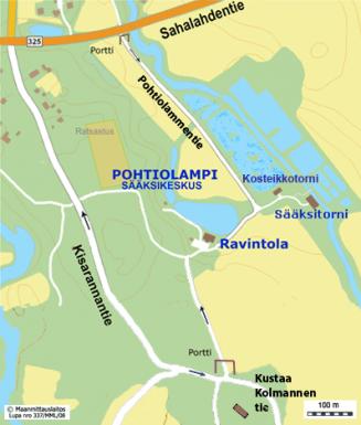 Valokuvaus Pohtiolammella | Sääksisäätiö
